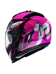 CASQUE HJC IS 17 - PINK ROCKET