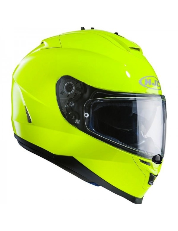 CASQUE HJC IS 17 - FLUO
