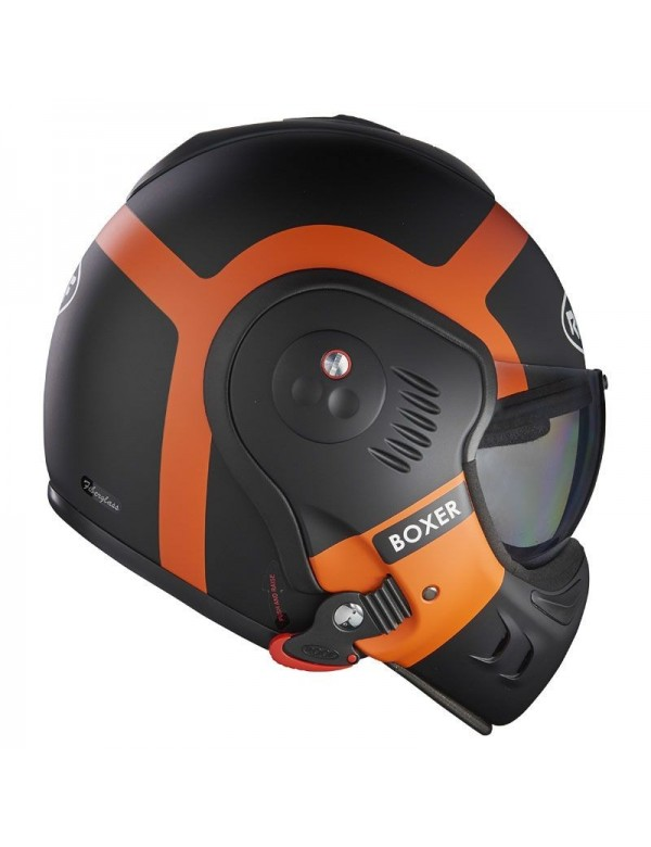 CASQUE MODULABLE ROOF RO5 BOXER V8 - BOND
