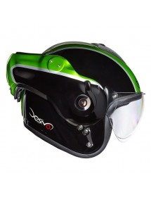 CASQUE MODULABLE ROOF RO31 DESMO FLASH - 2ÉME GENERATION