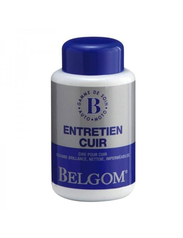 ENTRETIEN CUIR BELGOM