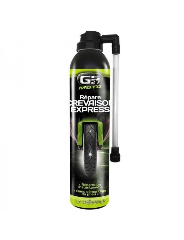 BOMBE ANTI-CREVAISON REPARE CREVAISON EXPRESS GS 27