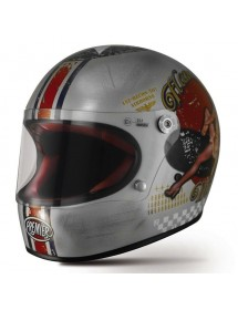 CASQUE INTEGRAL PREMIER TROPHY - PIN UP OLD STYLE
