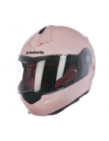 CASQUE MODULABLE SCHUBERTH C3 PRO WOMAN ROSE
