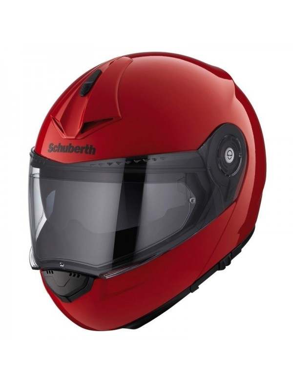 CASQUE MODULABLE SCHUBERTH C3 PRO - ROUGE