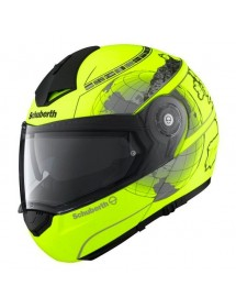 CASQUE MODULABLE SCHUBERTH C3 PRO - EUROPE