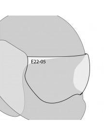 ECRAN ROOF BOXER V8 RO5 - INCOLORE ET TEINTE