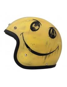 CASQUE JET DMD VINTAGE - HANDMADE SMILE