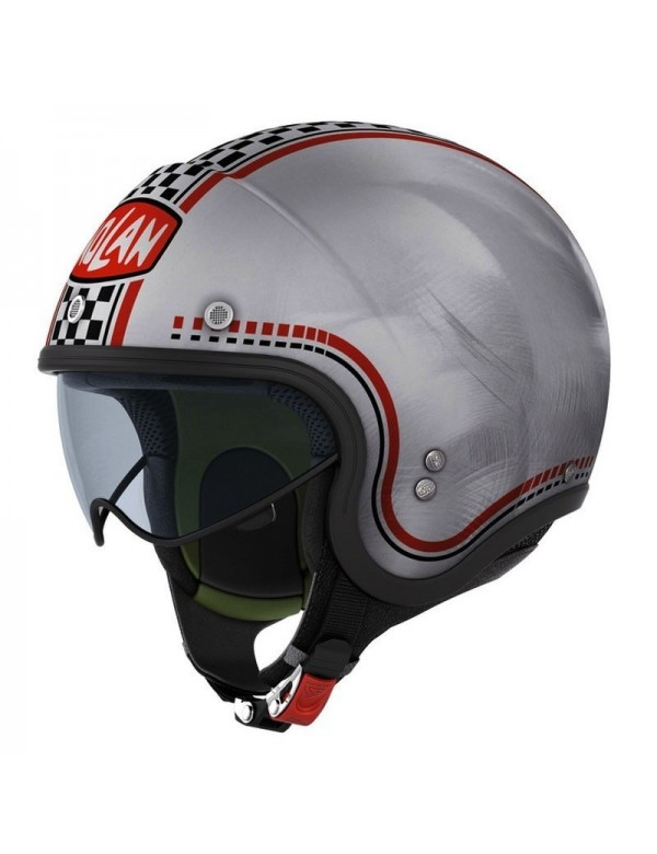 CASQUE JET NOLAN N21 - LARIO CHROME