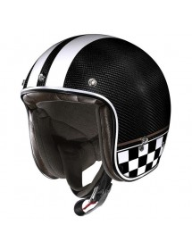CASQUE JET X-LITE X-201 ULTRA CARBON WILLOW SPRINGS
