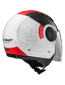 CASQUE JET LS2 AIRFLOW CONDOR OF562