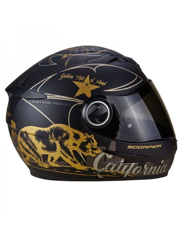 Achat CASQUE SCORPION EXO 490 GOLDEN STATE
