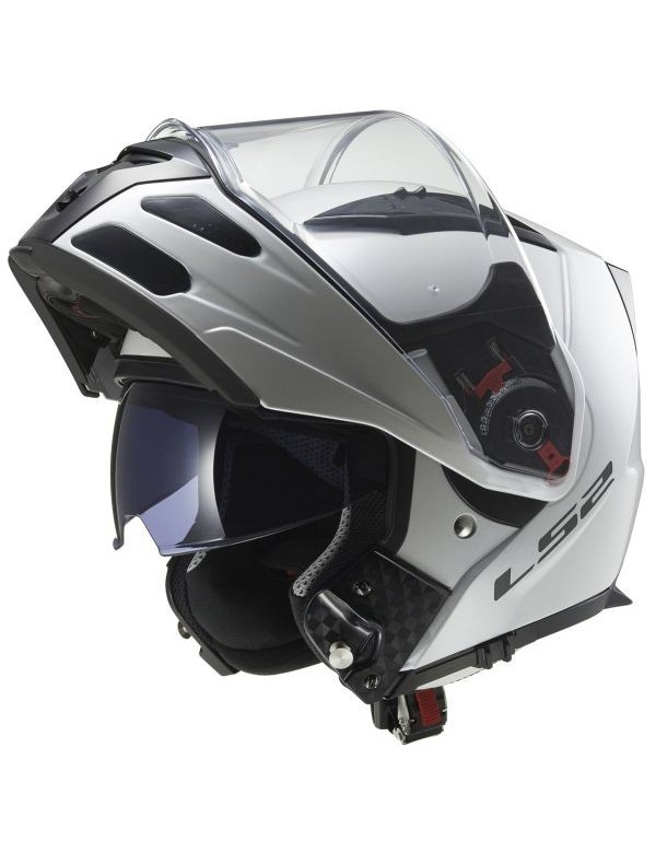 Casque Modulable Ls2 Metro Solid Ff324 Pas Cher