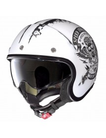 CASQUE JET NOLAN N21 - SPEED JUNKIES SCHATCHED FLAT